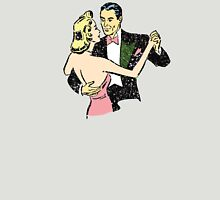 1940s dancing couple Unisex T-Shirt
