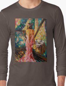 Bathroom Princess Long Sleeve T-Shirt