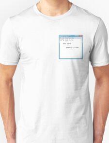 Bed Peace - Childish Gambino; Notes Unisex T-Shirt