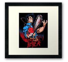 Demon Slayer Framed Print