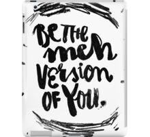 the meh version of you iPad Case/Skin