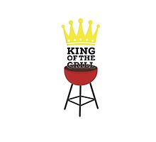 King of the grill by ilovecotton