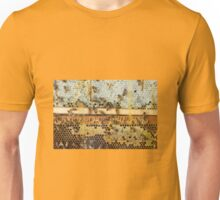 Closeup Bee Farm Unisex T-Shirt