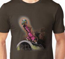 The turtle king Unisex T-Shirt