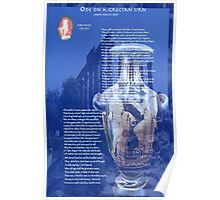 Ode On a Grecian Urn Poster