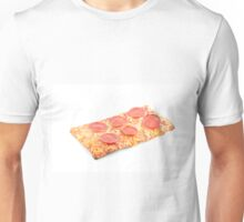 Pepperoni School Pizza Unisex T-Shirt
