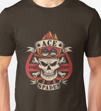 Ace One Piece Unisex T-Shirt