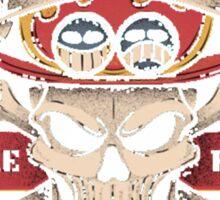 Ace One Piece Sticker