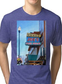 San Francisco: Joe's Crab Shack Tri-blend T-Shirt