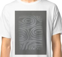 Whorls - silver ghost Classic T-Shirt