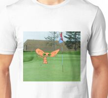Cat Loves The Game Of Golf Unisex T-Shirt