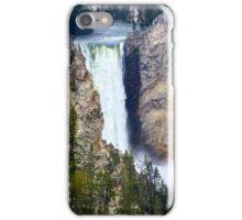 YELLOWSTONE WATERFALL iPhone Case/Skin