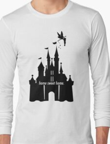 Home Sweet Home w/ Castle & Tink. Long Sleeve T-Shirt
