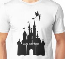 Home Sweet Home w/ Castle & Tink. Unisex T-Shirt
