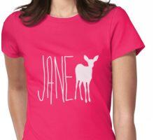 Life is Strange - Jane Doe T-Shirt Womens Fitted T-Shirt