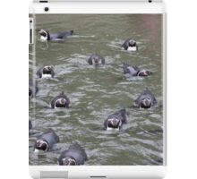 Swimming lessons iPad Case/Skin