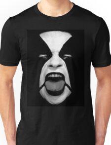 Black Metal Corpse Paint Unisex T-Shirt