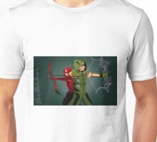 Green Arrow and Speedy ARROW Unisex T-Shirt