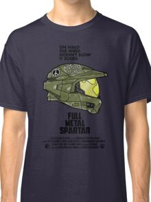 Full Metal Spartan Classic T-Shirt