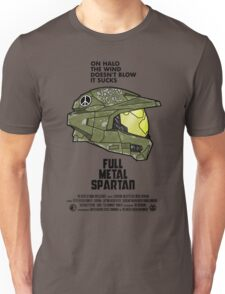 Full Metal Spartan Unisex T-Shirt