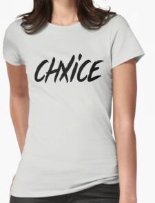CHXICE Light Clothing  Womens Fitted T-Shirt