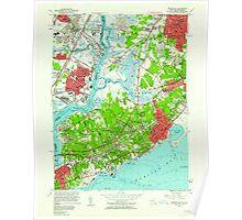 New York NY Arthur Kill 136696 1955 24000 Poster