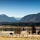 Frosty Alpine View by Kasia-D