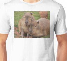 Capybara Love Unisex T-Shirt