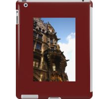 Up Up to the Munich Tops iPad Case/Skin