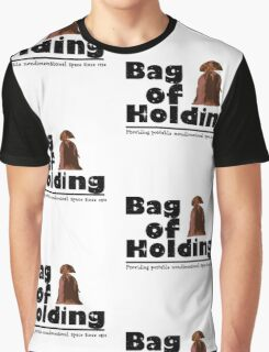 Bag of Holding Graphic T-Shirt