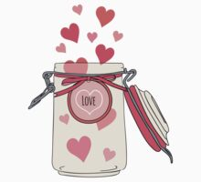 A Jar full of Love Kids Tee