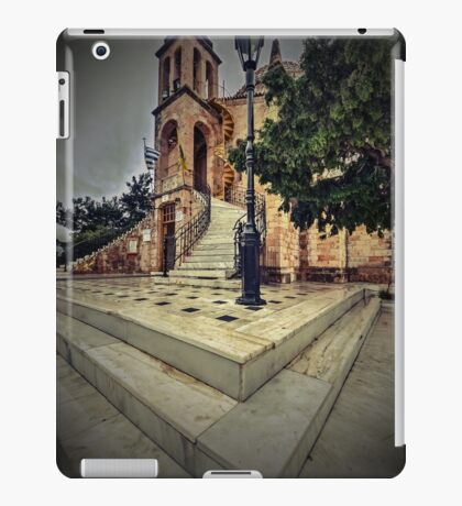 Just like in gothic times... iPad Case/Skin