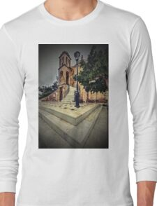 Just like in gothic times... Long Sleeve T-Shirt