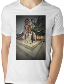 Just like in gothic times... Mens V-Neck T-Shirt