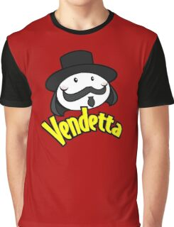 Vendetta Graphic T-Shirt