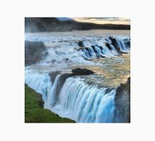 GULLFOSS WATERFALLS 2 Unisex T-Shirt