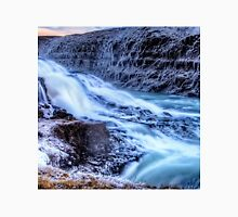 GULLFOSS WATERFALLS 1 Unisex T-Shirt