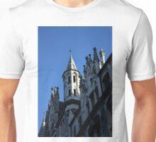 City's Top Spots | Munich Town Hall Unisex T-Shirt