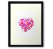 Artistic Love Framed Print