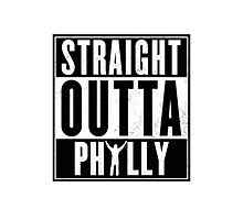 Rocky -  Straight outta Philly Photographic Print