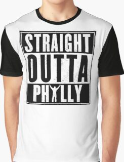 Rocky -  Straight outta Philly Graphic T-Shirt
