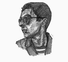 Miles (face) Unisex T-Shirt