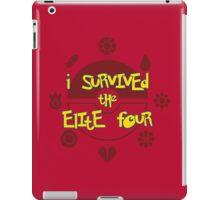 I Survived the Elite Four iPad Case/Skin