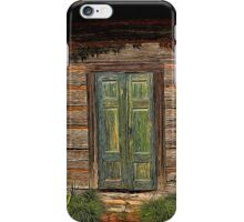 Once Upon A Time Painted iPhone Case/Skin