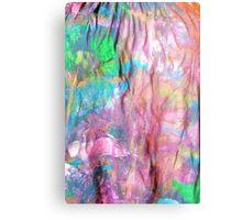 Vibrant Color Metal Print