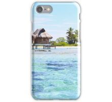 Tikehau Crystal Blues iPhone Case/Skin