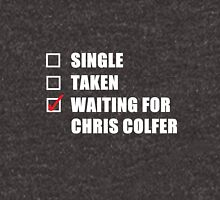 Waiting For Chris Colfer Pullover