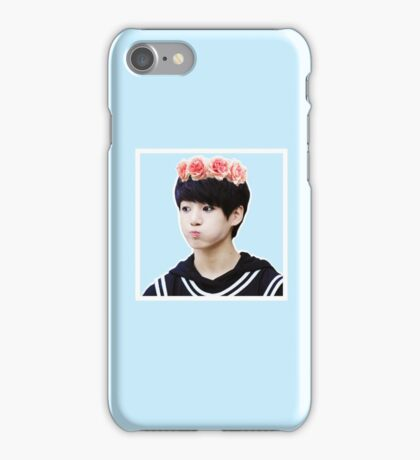 BTS Jungkook iPhone Case/Skin