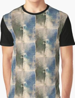 Smudges 2 in Oil Pastel Graphic T-Shirt