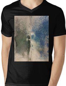 Smudges 2 in Oil Pastel Mens V-Neck T-Shirt